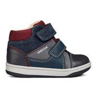 Hoge sneakers met klittenband B New Flick Boy