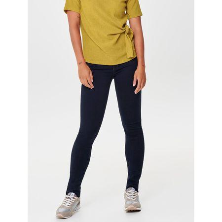 Jeans slim, standaard taille, lengte 32