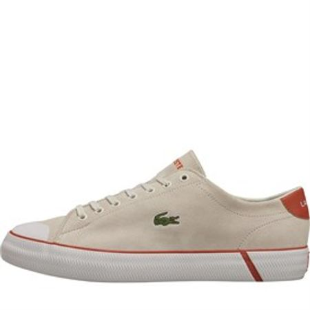 Lacoste Heren Gripshot Sneakers Wit