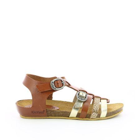 Leren sandalen, Bobban