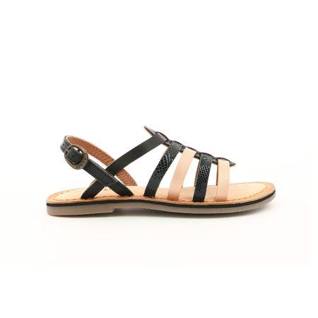 Leren sandalen Dixon