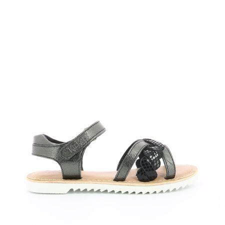 Leren sandalen Sharkky