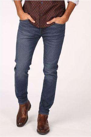 Levi's Jeans 512 voor heren - Blauw - Maten: 29/32, 31/34, 34/32, 36/32