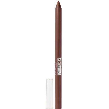 Maybelline Tattoo Liner Gel Pencil Oogpotlood 911 Smooth Walnut
