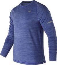 New Balance eaonle L porthirt Heren - Blue