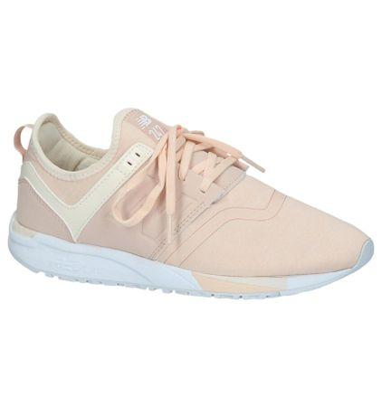 New Balance WRL247 Roze Sneakers