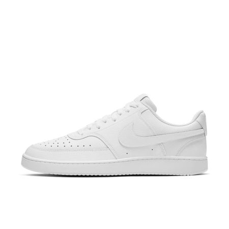 Nike Court Vision Low Schoen - Wit