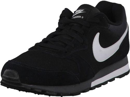 Nike Heren Sneakers Md Runner 2 Men - Zwart -  38+