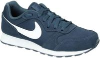 Nike Md Runner 2 (Gs) Sneakers Dames - Blauw