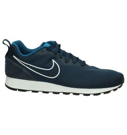 Nike MD Runner Sneaker Donkerblauw
