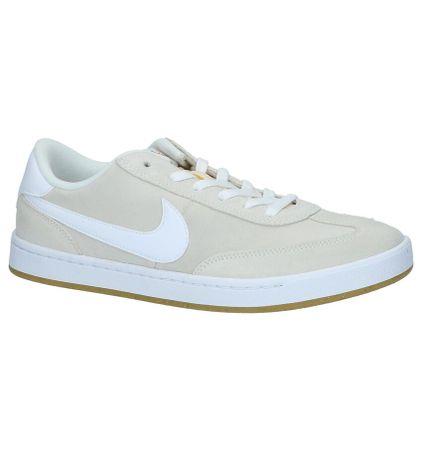 Nike SB FC Classic Lichtbeige Sneakers