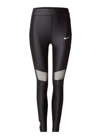 Nike Speed cropped hardlooplegging met inzet van mesh