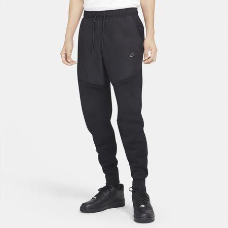 Nike Sportswear Tech Fleece Geweven joggingbroek voor heren - Zwart