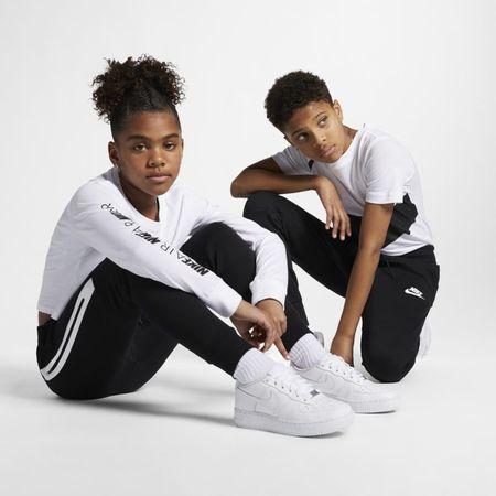 Nike Sportswear Tech Fleece kinderbroek - Zwart