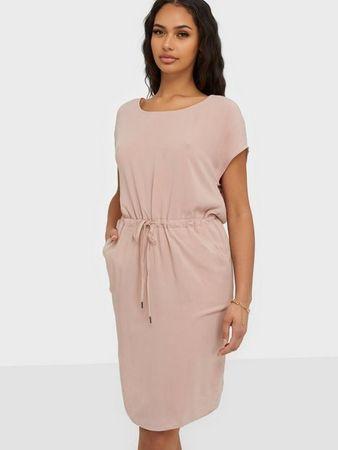Object Collectors Item Objbay Dallas S/S Dress Noos Dresses Light Pink
