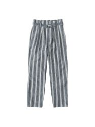 Pantalon 'SB19-SELF BELT TAPERED PANT'  blauw