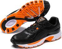 PUMA Axis Plus 90S Sneakers Unisex - Puma Black / Puma Black