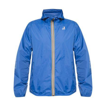 Rain jacket with logo