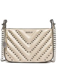 Replay Crossbodytassen Bag Goud