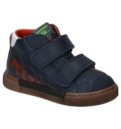 Romagnoli Blauwe Hoge Schoenen