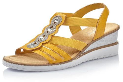 Sandaal  geel