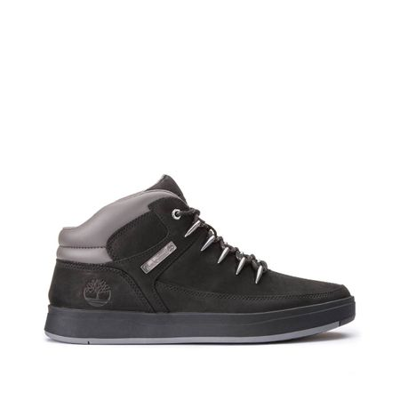 Sneakers in leer Davis Square Hiker
