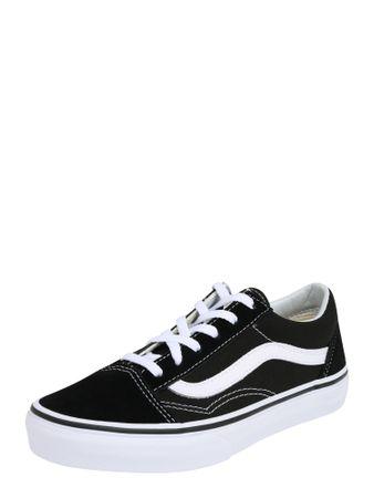 Sneakers 'Old Skool'  wit / zwart