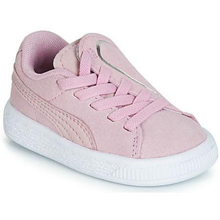 sneakers Puma INF SUEDE CRUSH AC.LILAC