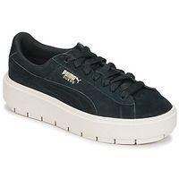 sneakers Puma SUEDE PLATFORM TRACE W'S