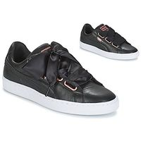 sneakers Puma WN SUEDE HEART LEATHER.BLA