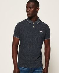 Superdry Classic Jacquard jersey polo