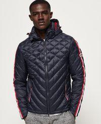 Superdry Gewatteerde Fade Fuji jas