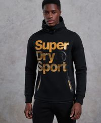 Superdry Gym Tech Gold Award hoodie