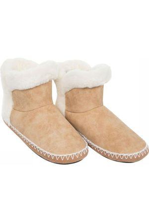 Superdry Pantoffel W100008A voor dames - Bruin - Maat: 40/41