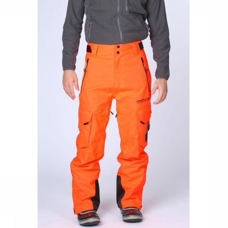 Superdry Skibroek Snow voor heren - Oranje