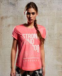Superdry Sport Fitspo-T-shirt