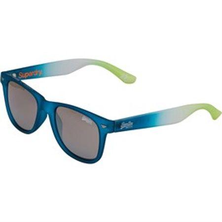 Superdry Superfarer Zonnebril Blauwgroen