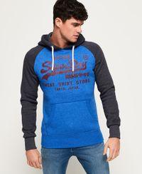 Superdry Sweat Shirt Store Raglan hoodie
