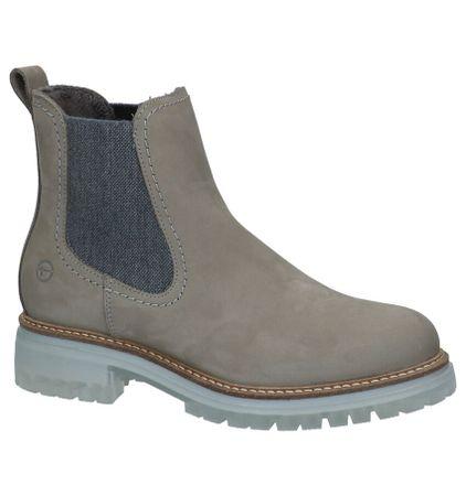 Tamaris Grijze Chelsea Boots