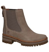Taupe Chelsea Boots Timberland Courmayeur Valley