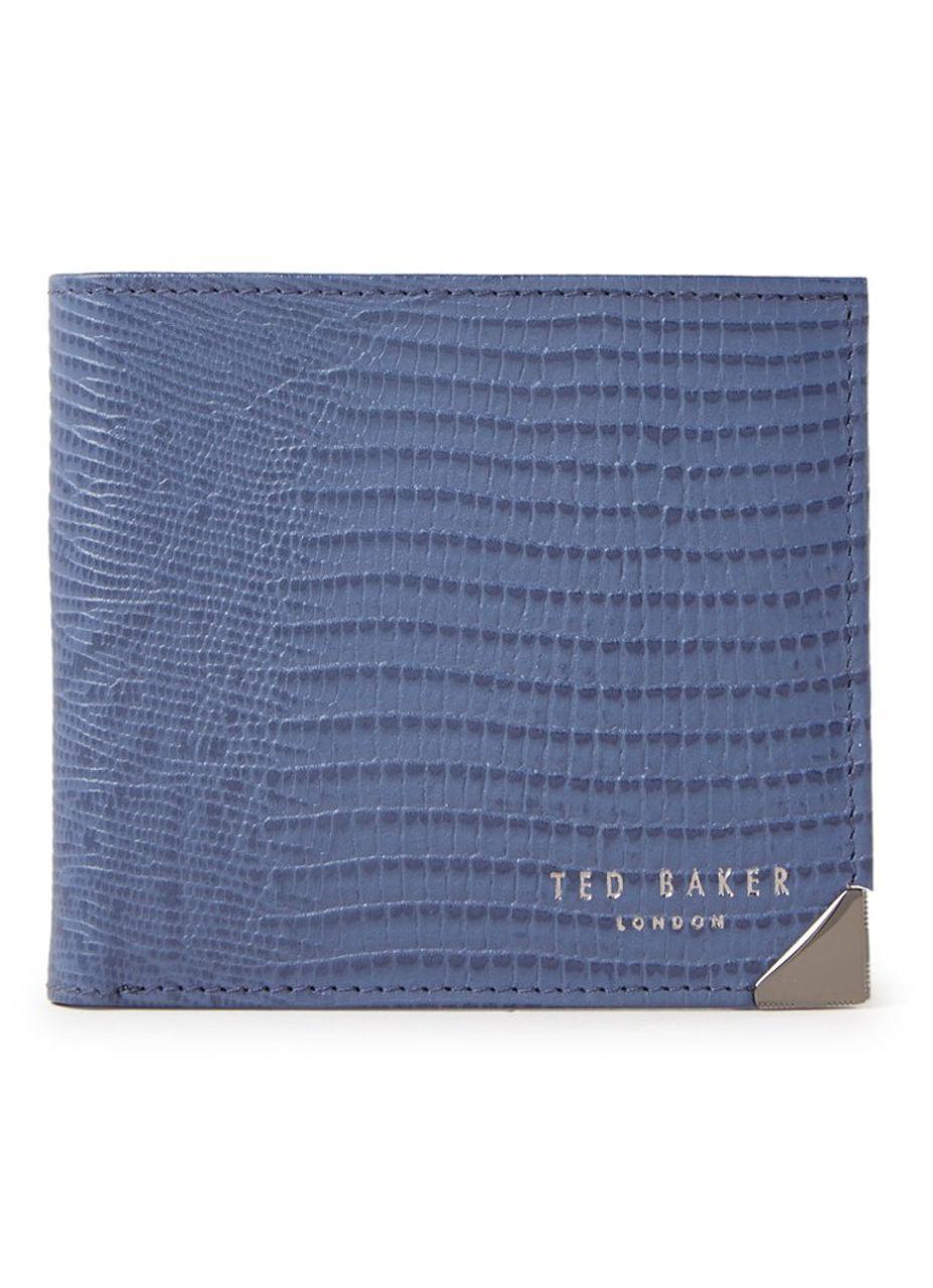 2f858b0df98 Ted Baker Siszip portemonnee van leer - Vergelijk prijzen