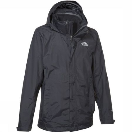 The North Face Jas Evolution II Triclimate voor heren - Zwart