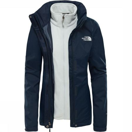 The North Face Jas Evolve II Triclimate voor dames - Blauw