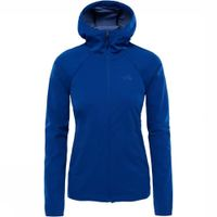The North Face Softshell Inlux voor dames - Blauw