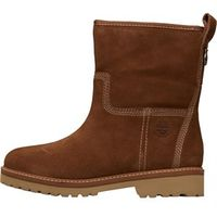 Timberland Dames Chamonix Valley Waterbestendig Suède Winter Laarzen Tan