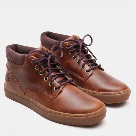 Timberland Sneaker Adventure 2.0 Chucka voor heren - Bruin - Maten: 41, 44, 45 - Solden