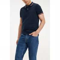 Tommy Hilfiger Polo Icon Mini voor heren - Blauw