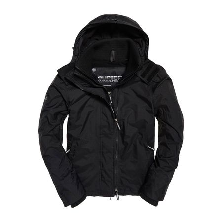 Windjack ARTIC HOODED POP ZIP WINDCHEATER