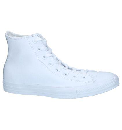 2fd5bfe60cd Converse Witte Lederen Sneakers CT All Star Hi - Vergelijk prijzen