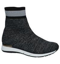 Zilveren Slip-on Sneakers Marco Tozzi